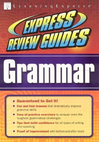 Express Review Guides Grammar