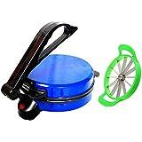 SDO Combo Banson Roti Maker (Blue) With Watermelon Cutter