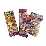Disneys Princess Sophia Activity Fun Play 6 Piece Gift Set