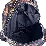 Reinforced Design Water Resistant Backpack (Woodland Camo)