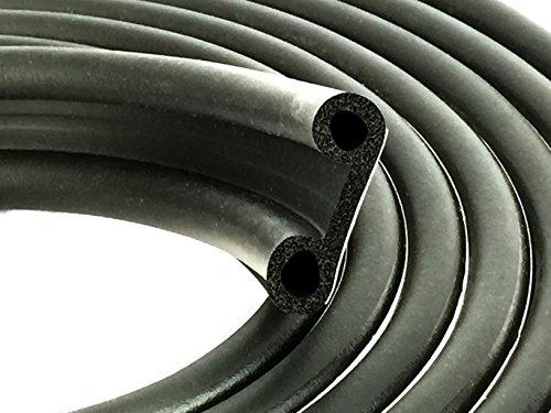 Super Cap Seal 23 FT (1 1/2″ Width x 1/2″ Height x 23′ Length) EPDM Rubber