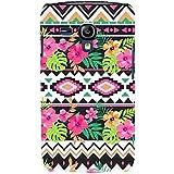 For Samsung Galaxy S3 Mini I8190 :: Samsung I8190 Galaxy S III Mini :: Samsung I8190N Galaxy S III Mini Floral Pattern ( Floral Pattern, Nice Pattern, Flower, Leaf, Pattern ) Printed Designer Back Case Cover By FashionCops
