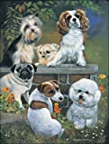 Pollyanna Pickering The GangS All Here 500Pc Jigsaw Puzzle
