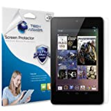 Tech Armor Google Nexus 7 (Original 1st Generation) Tablet Premium HD Clear Screen Protector With Lifetime Replacement...