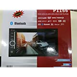 7'' HD Touch Screen Stereo Radio DVD/ VCD/ FM/MP3/MP4/MP5/Audio/USB/TF/AUX/Rear View Camera Connectivity