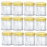 Sunpet Premium Round Jar Set No. SPL250-12 Of 12 Pcs