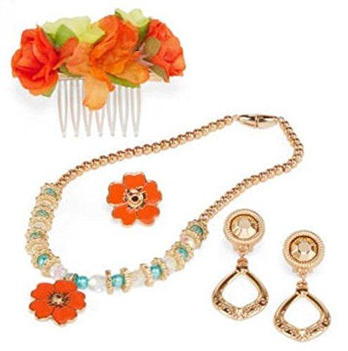 Disney Elena of Avalor Costume Jewelry Accessory Set