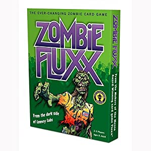 Click to buy Zombie Fluxx from Amazon!