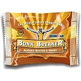 Bonk Breaker Energy Bar, Almond Butter And Honey, 2.2 Ounce (Pack Of 12)