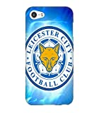 Leicester Logo Collection Football Club Logo 3D Cover For Apple iPod Touch 5th Case Printing Pattern Hard Case Shockproof Popular Design For Kids