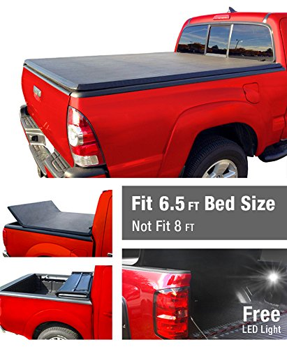 Cheap More Sale Premium Trifold Tonneau Truck Bed Cover For 88 07 Chevy Gmc Silverado Sierra Classic 6 5 Feet 78 Inch Trifold Truck Cargo Bed Tonno Cover Not For Stepside Howsales Go
