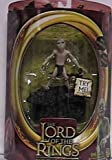 The Lord of the Rings the Two Towers Talking Smeagol Action Figure By Toy Biz