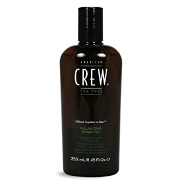 American Crew Tea Tree Shampoo, 8.45 Ounce