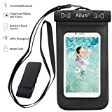 Waterproof Armband,by Ailun,Universal For IPhone 6 Plus/6/6s/5s/5c,Samsung Galaxy S6/EDGE/S5/S4/NOTE 4/3 /2,Google...