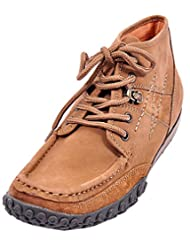 Fighter Men's Leather Casual Shoes - B016UIPF3M