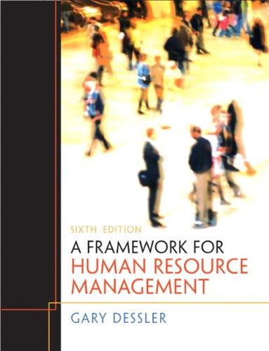 Human Resource Management Dessler Pdf