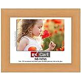 RK Cart Wooden Photo Frame (10.16 Cm X 15.24 Cm)
