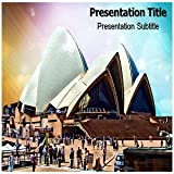 Tourism sydney Powerpoint Template - Tourism sydney Powerpoint (PPT) Backgrounds