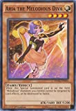 Yu-Gi-Oh! - Aria the Melodious Diva (DUEA-EN014) - Duelist Alliance - 1st Edition - Common