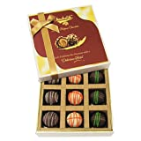 Chocholik Belgium Gift - 9pc Ultimate Assorted Collection Of Chocolate
