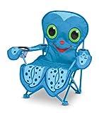 Melissa & Doug Sunny Patch Flex Octopus Chair