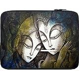 Snoogg Radha Krishna 12 To 12.6 Inch Laptop Netbook Notebook Slipcase Sleeve