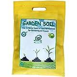 PAYODHAR'S GARDEN SOIL(best Soil Mix For Seedlings, Potting Soil) Gardening Pack Of 1 Kg. (Use For Better Result...