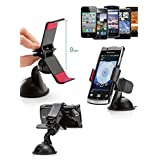 Fly Universal Car Mount Features A Holder That Can Be Adjusted At Any Angle To Suit The Drivers Need