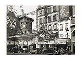Clementoni Bal du Moulin Rouge Puzzle (1000-Piece) by Clementoni