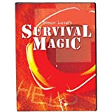 Simon Lovells Survival Magic - Magic You Can Do Anywhere, Anytime - No Special Props Required