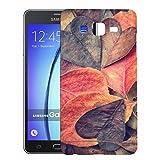 FCS Printed 3D Designer Hard Back Case For Samsung Galaxy On7 Design-10388