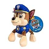 Nickelodeon, Paw Patrol - Plush Pup Pals- Chase