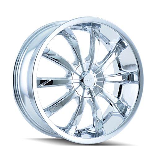 DIP Slack D66 Chrome Wheel (18×7.5″/10x112mm)