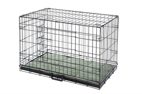 confidence 2-door dog crate review