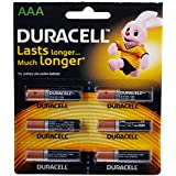 Duracell AAA Camera Batteries - Pack Of 6