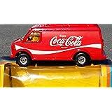 1978 Corgi Coca Cola Van Delivery Coke Truck #437 In 1:43 Scale Diecast Metal