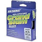 HI-SEAS Grand Slam Select Copolymer 250-Yard Fishing Line, Moss Green, 30-Pound