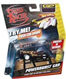 Speed Racer Gray Ghost Powerburst Hotwheel Rechargeable Car Grand Prix Target Exclusive for use on Power Burst Track Sets