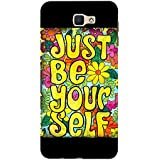 Life Quote Hard Polycarbonate Designer Back Case Cover For Samsung Galaxy J7 Prime :: Samsung Galaxy On Nxt - B073RLPH3G