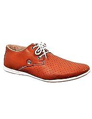 Aureno Men's Synthetic Sneakers - B011BG8QL6