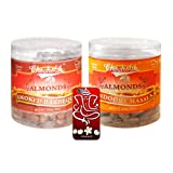 Chocholik Dry Fruits - Almonds Smoked Barbeque & Tandoori Masala With 3d Mobile Cover For IPhone 6 - Diwali Gifts...