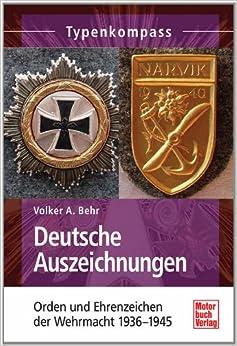 Deutsche Auszeichnungen: Orden und Ehrenzeichen der