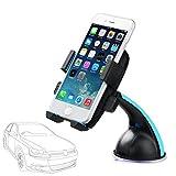 Car Mount,BestElec Auto-Smart 360 Rotate Universal Car Mount Holder Cradle ,Phone Holder For Car And Smart Phone-Black...