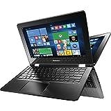 "2016 Newest Lenovo Flex 3 15.6"" HD 2-in-1 Touchscreen Laptop, Intel Core I5-6200U Up To 2.8 GHz, 4 GB DDR3L RAM..."