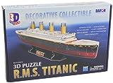 Titanic 3D Puzzle, 113-Piece