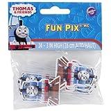 Wilton 2113-4243 Thomas And Friends Fun Cupcake/Cake Pix, 24-Pack