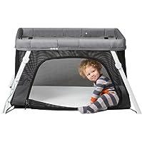 Lotus-Travel-Crib-and-Portable-Baby-Playard
