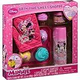 Disney Minnie Bath Time Sweet Shoppe 8 Pc Gift Set