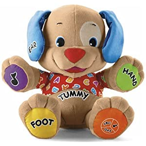 Fisher price puppy or leapfrog puppy? - BabyCenter