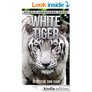 White Tiger: Beautiful Pictures & Interesting Facts